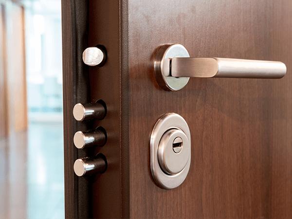 Protivlomna vrata od podjetja Vovko